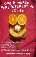 Cover for 'One Hundred Very Interesting Jokes'