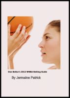 Cover for 'One Bettor's 2012 WNBA Betting Guide'