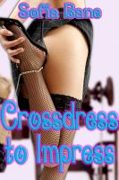 Cover for 'Crossdress to Impress (M/M Crossdressing)'