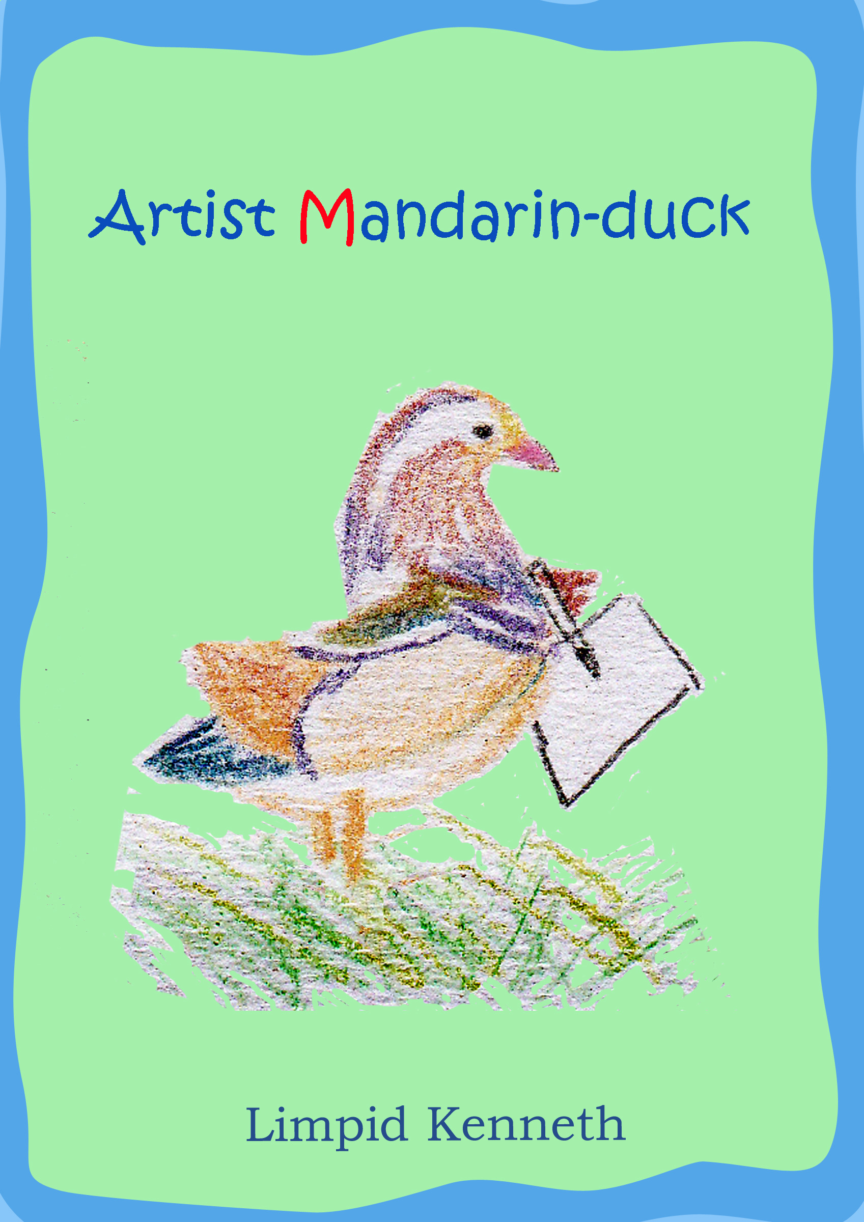Limpid Kenneth - Artist Mandarin-duck