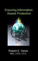 Cover for 'Ensuring Information Assets Protection'