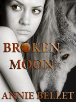 Cover for 'Broken Moon'