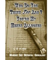 Cover for 'Who Do You Think You Are? You're My Henry Allbones'