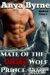 Mate of the Cursed Wolf Prince by Anya Byrne