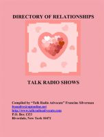Cover for 'Directory of Relationship Talk Radio Shows'