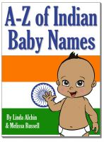 Cover for 'A to Z of Indian Baby Boy & Girls Names'