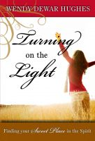Cover for 'Turning on the Light'