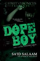 Cover for 'Dope Boy (Short Story Ebook Series)'