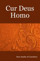 Cover for 'Cur Deus Homo'