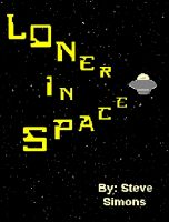 Cover for 'Loner in Space'