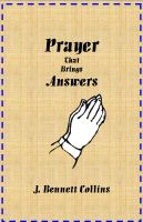 Cover for 'Prayer That Brings Answers'