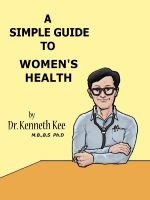 Cover for 'A Simple Guide to Women's Health'