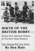 Cover for 'Birth of the British Bobby'