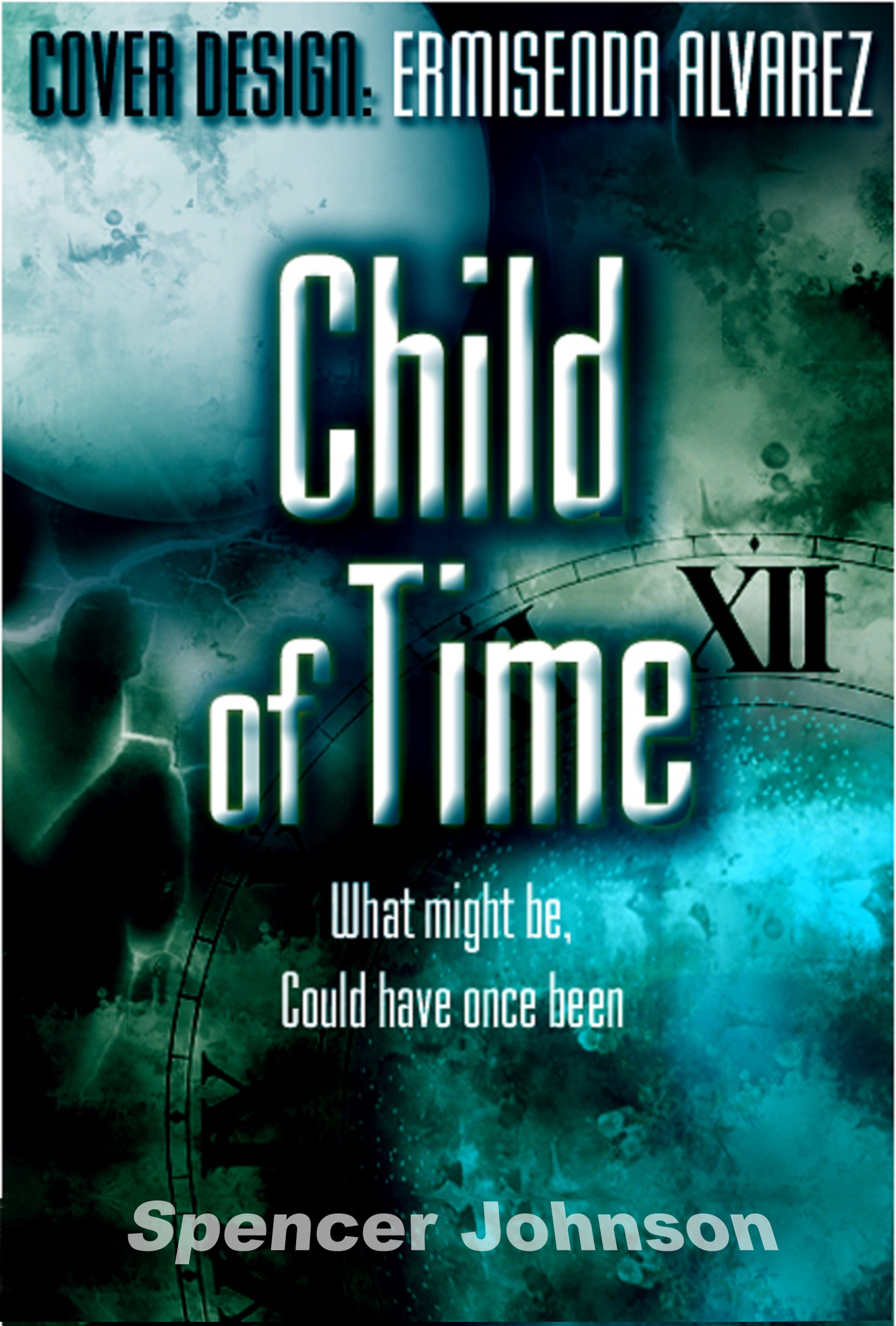 Spencer Johnson - Child of Time