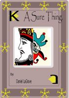 Cover for 'A Sure Thing'