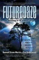 Cover for 'Futuredaze:An Anthology of YA Science Fiction'