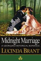Cover for 'Midnight Marriage: A Georgian Historical Romance'