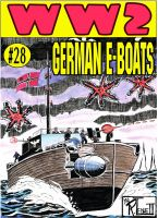 Cover for 'German E-Boats'