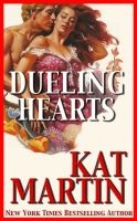 Cover for 'Dueling Hearts'