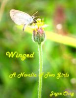 Cover for 'Winged: A Novella (Of Two Girls)'