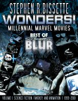 Cover for 'Wonders!  Millennial Marvel Movies'
