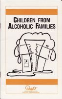 Cover for 'Children from Alcoholic Families'