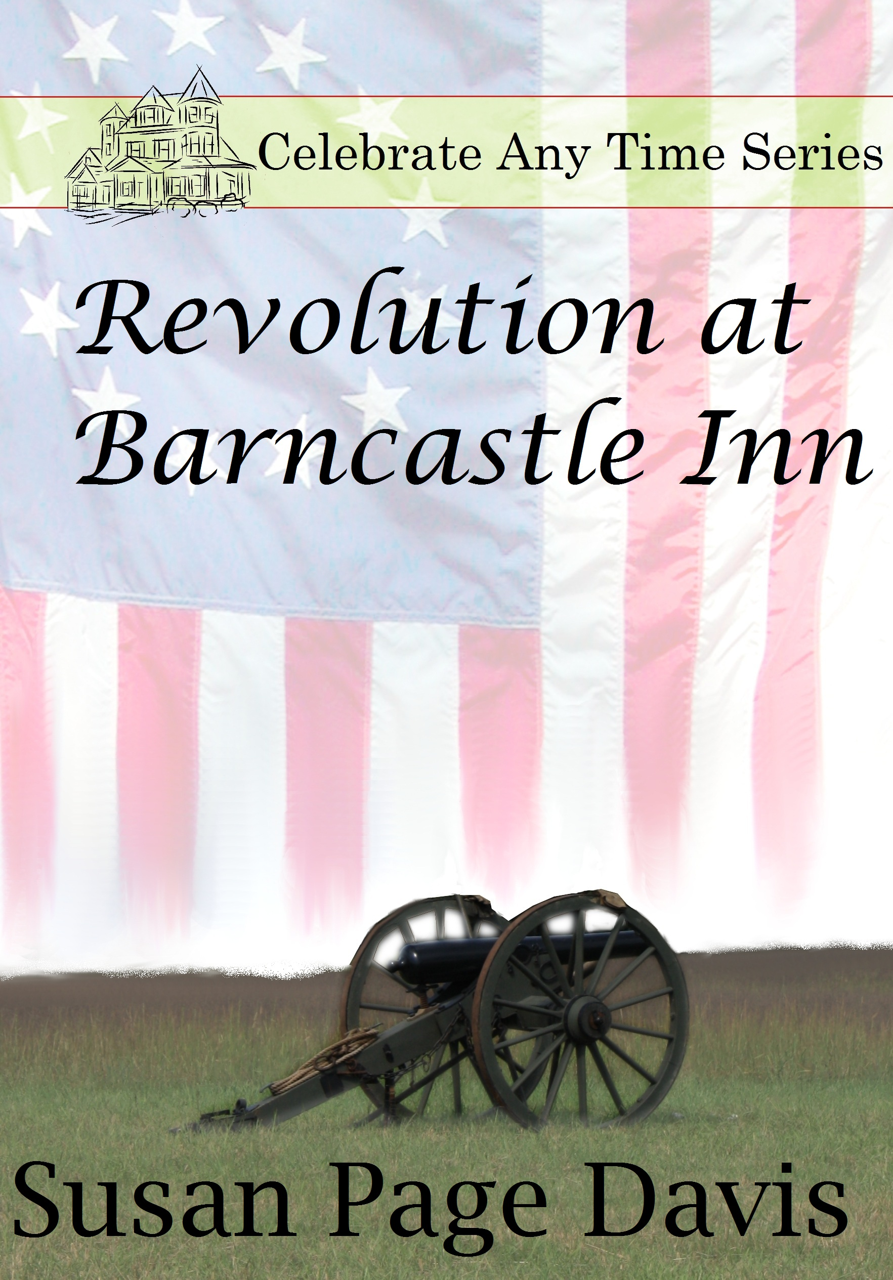 Susan Page Davis - Revolution at Barncastle Inn