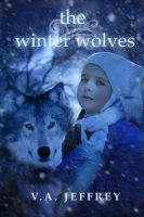Cover for 'The Winter Wolves'