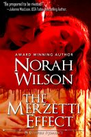 Cover for 'The Merzetti Effect'
