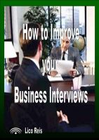 Cover for 'Business Interview for English Students'