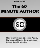 Cover for 'The 60 Minute Author'