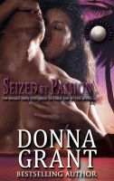 Cover for 'Seized by Passion'