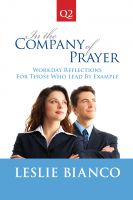 Cover for 'In the Company of Prayer Q2'
