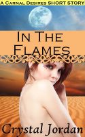 Cover for 'In The Flames: A Carnal Desires Short Story'