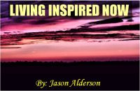 Cover for 'Living Inspired Now'