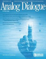 Cover for 'Analog Dialogue, Volume 45, Number 2'