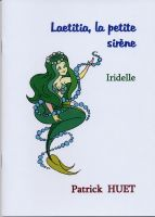 Cover for 'Laetitia, the little mermaid - Laetitia, la petite sirène'