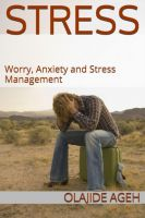 Cover for 'Stress, Worry, Anxiety and Stress Management'