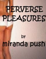 Cover for 'Perverse Pleasures'