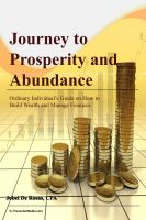 Cover for 'Journey to Prosperity and Abundance'