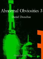 Cover for 'Abnormal Obviosities 3'