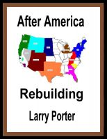 Cover for 'After America: Rebuilding'
