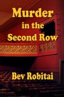 Cover for 'Murder in the Second Row'