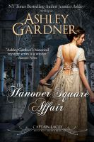 Cover for 'The Hanover Square Affair (Captain Lacey Regency Mysteries #1)'