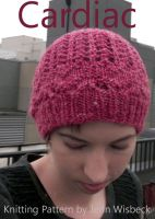 Cover for 'Cardiac Hat Knitting Pattern'