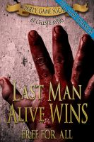 Cover for 'Last Man Alive WINS 3: Free For All (#3) (Party Game Society)'