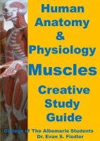 Cover for 'Human Anatomy & Physiology: Muscles'