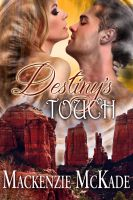 Cover for 'Destiny's Touch'