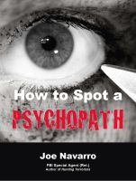 Cover for 'How to Spot a Psychopath'