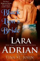 Cover for 'Black Lion's Bride'